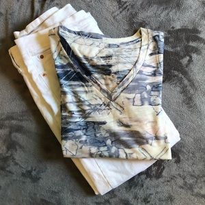 Mossimo patterned tee